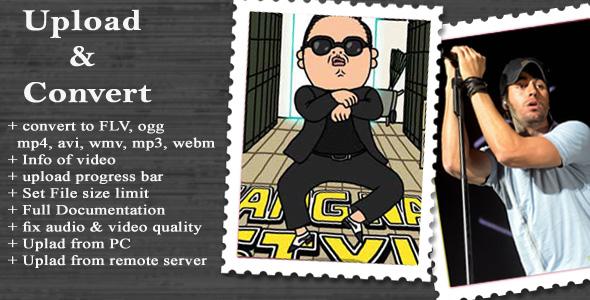 php Video Converter